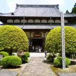 静居寺本堂