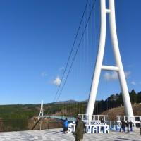 はなさんぽ通信「箱根西麓・三島大吊橋」MISHIMA SKYWALK(三島スカイウォーク)