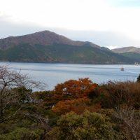 恩賜箱根公園の紅葉(神奈川県箱根町)
